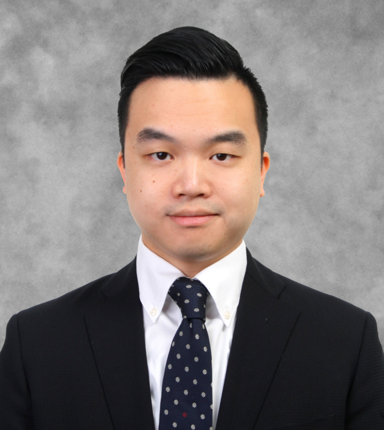 Portrait of Jensen Yuen